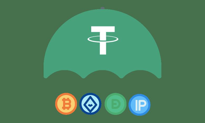 テザーが仮想通貨を支える